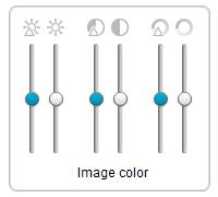 3dwiggle image color