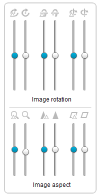 image rotation and aspect