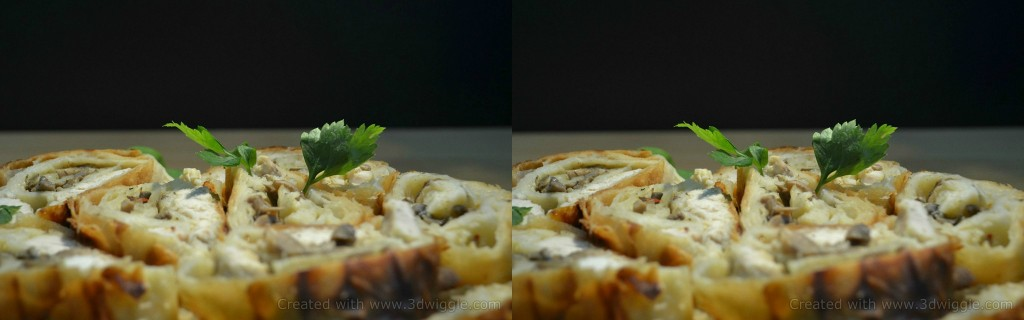 food photography 3d image