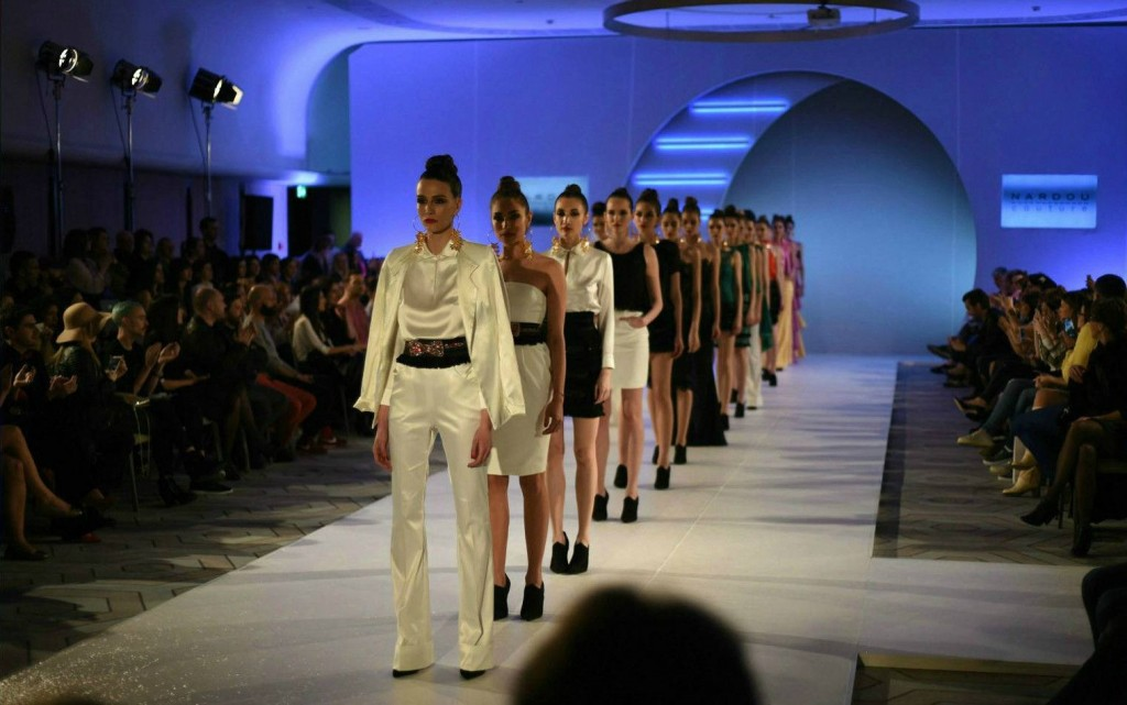 Black and Easy Belgrade Fashion Week