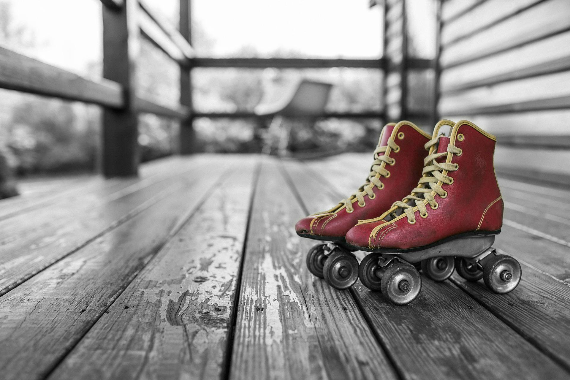 beautiful photography roller skates shooting for 3dwiggle