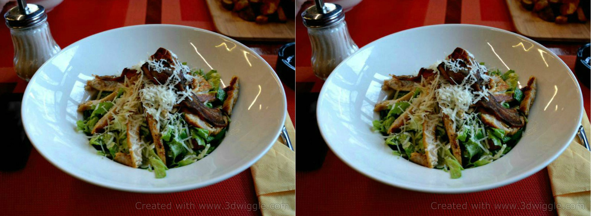 tasty caesar salad