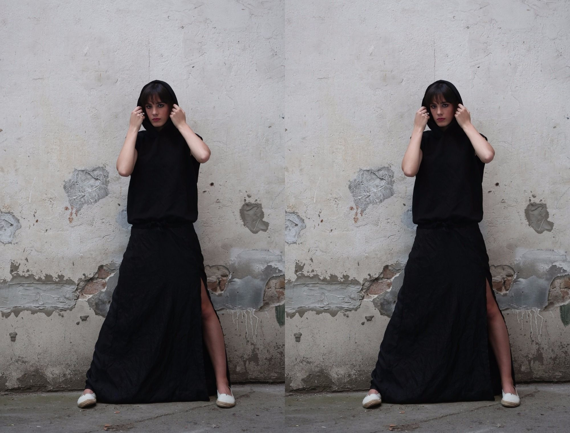 sisters-code-lookbook-black-dress-breezegram